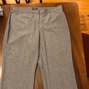 Apt. 9 Gray Dress Pants Size 16W